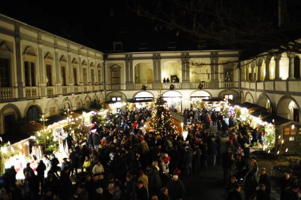 Adventmarkt im Schloss Kobersdorf