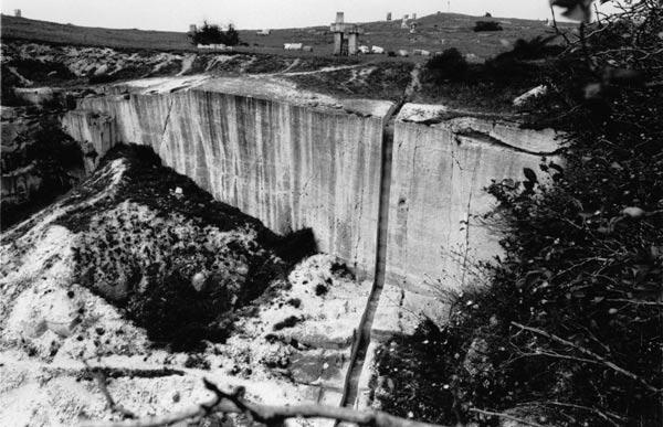 Fluss ohne Wasser 1970