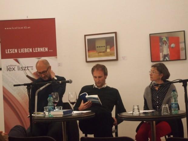 Esad Babacic, Martin Leidenfrost, Beatrice Simonsen