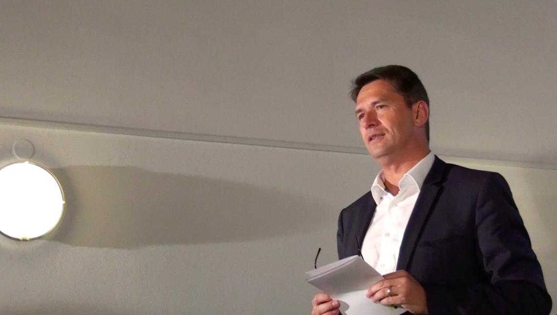 Bürgermeister Mag. Rainer Porics