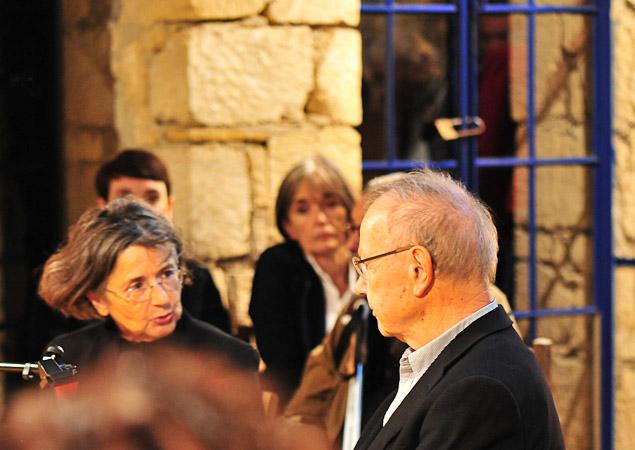 Beatrice Simonsen im Gespräch mit Martin Polak